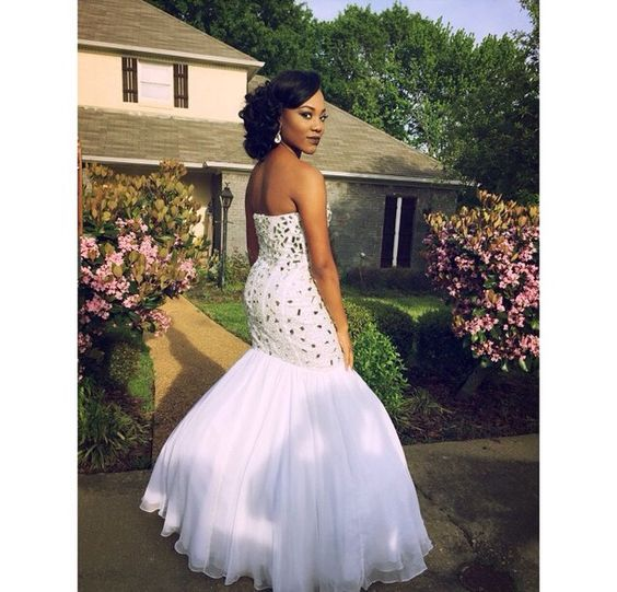 diamond mermaid prom dresses - photo #5